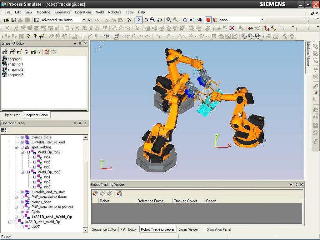 Robot Software