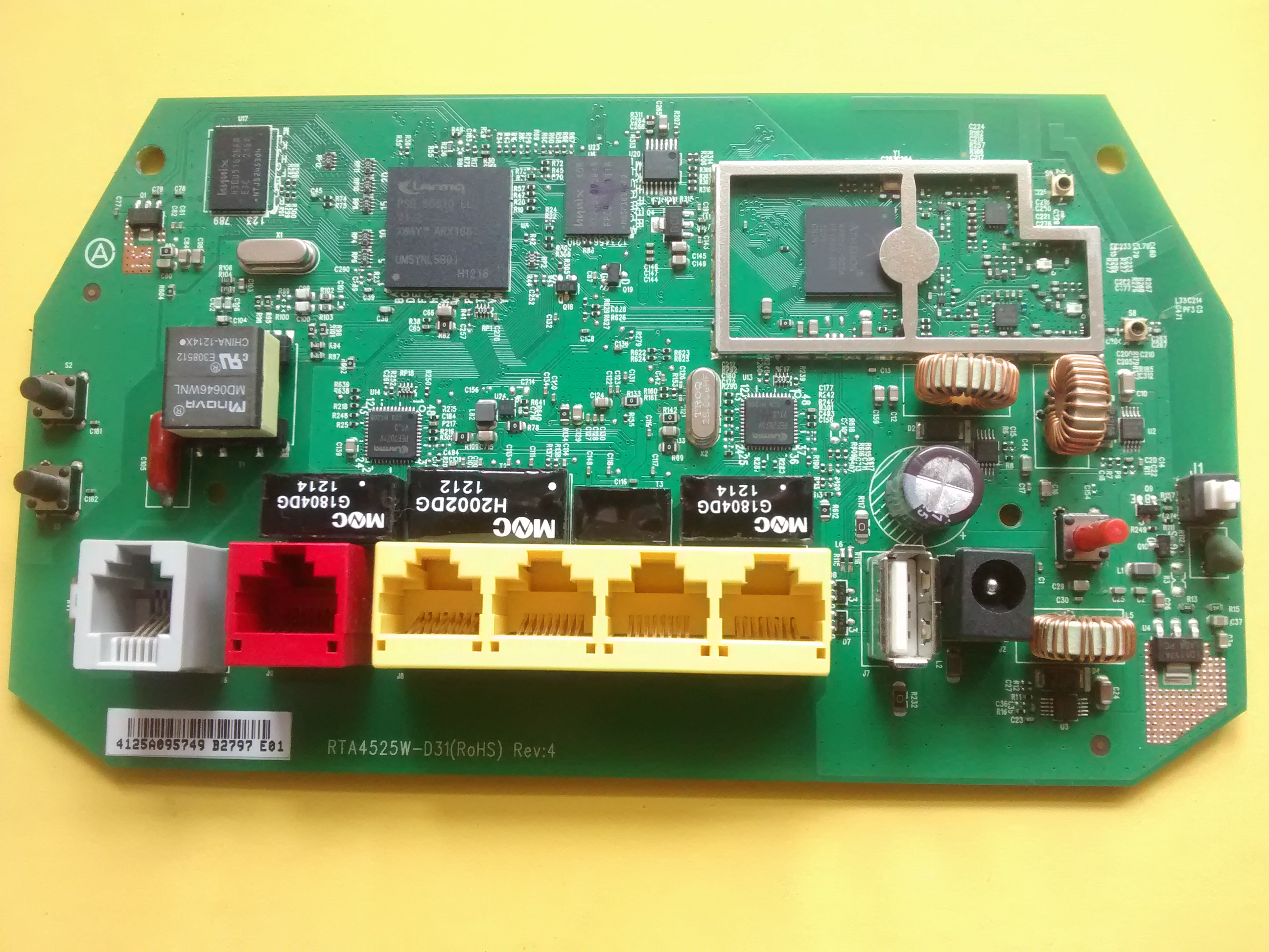 GPS Chipset