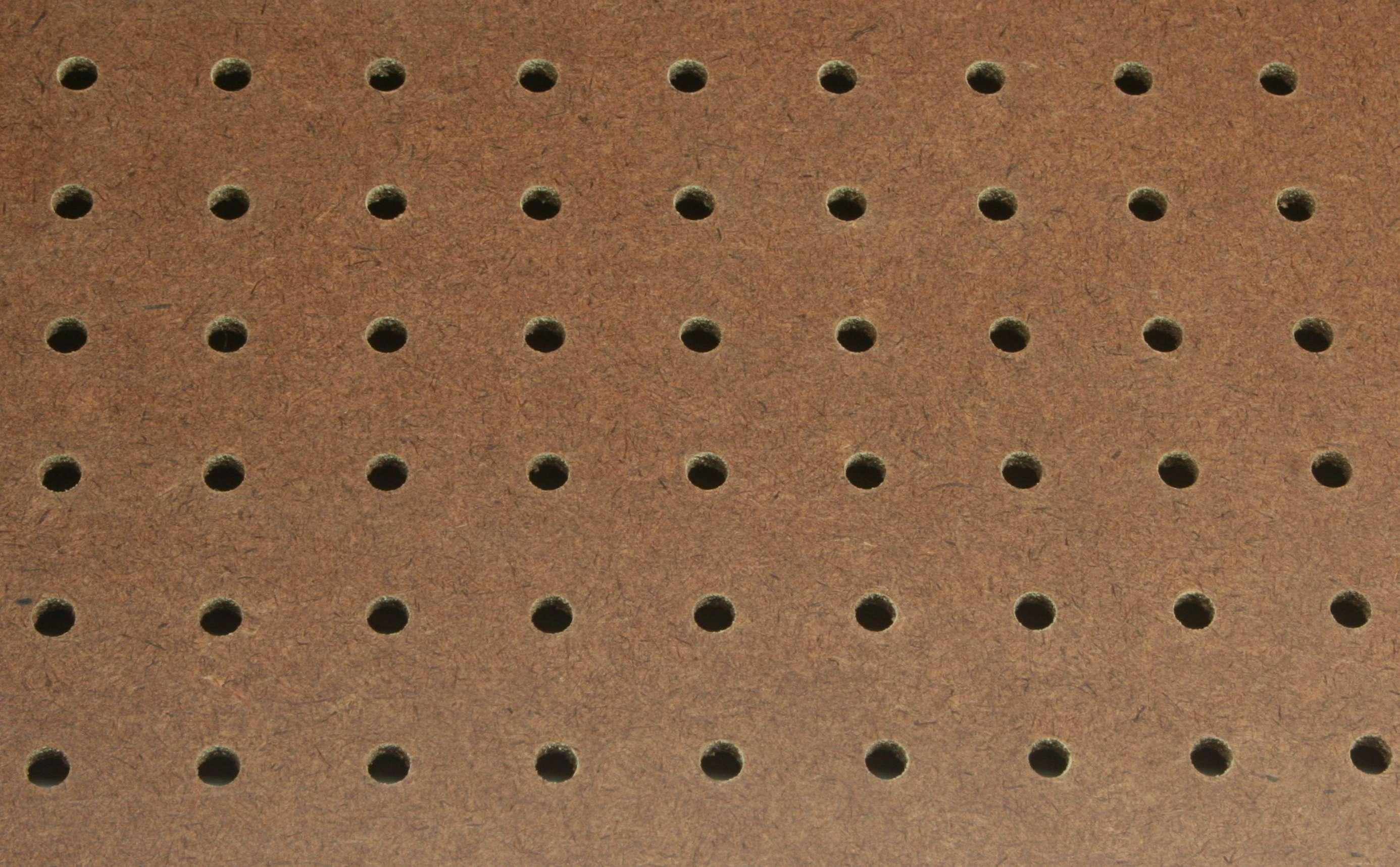 High Density Fibreboard (HDF)
