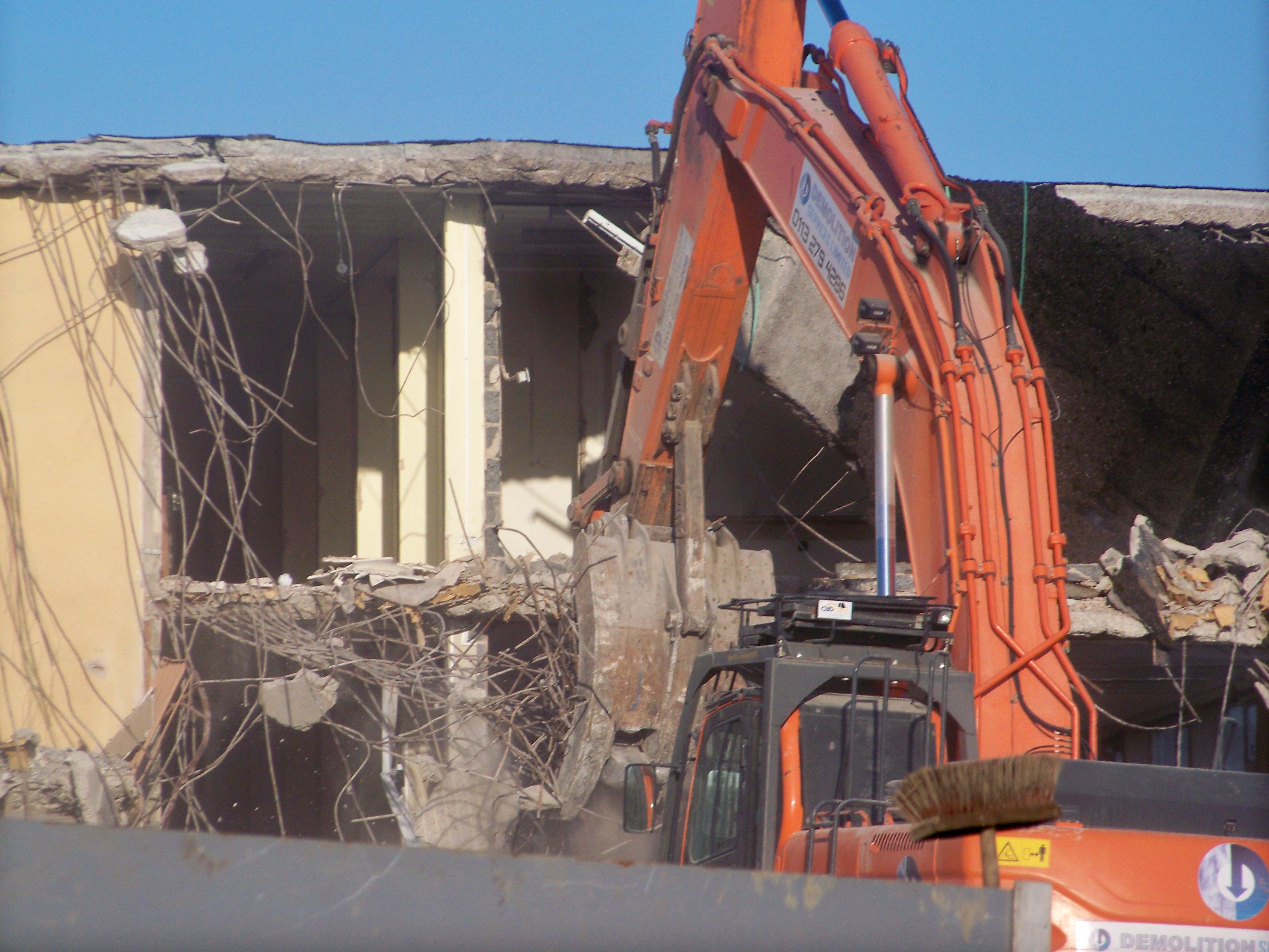 Demolition Shears
