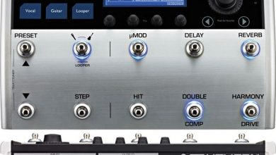 Global Effects Processors and Pedals Market Overview 2018