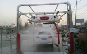 Automotive Washing Systems Market