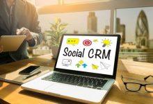 social crm software market